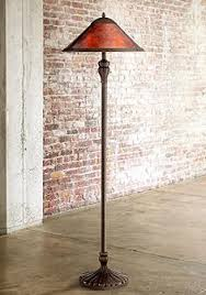 Capistrano Mica Shade Floor Lamp