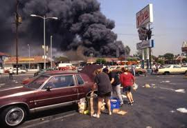 100 Truck Driving Schools In Los Angeles When LA Erupted Anger A Look Back At The Rodney King Riots KCUR