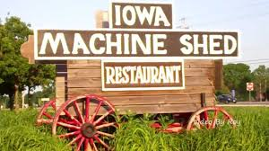 Machine Shed Des Moines Breakfast Hours by The Iowa Machine Shed Restaurant In Urbandale Des Moines Iowa