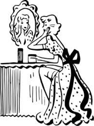 Makeup Table Clip Art at Clker vector clip art online