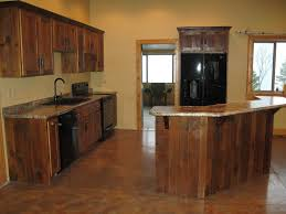 Home Depot Unfinished Oak Base Cabinets by Decor U0026 Tips Oak Kitchen Cabinets With Wine Racks And Granite