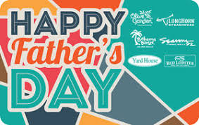 Olive Garden Happy Father s Day Gift Card $25 $50 $100 Email