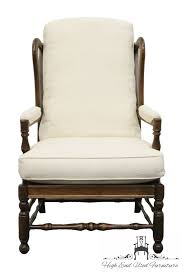 Used Ethan Allen Wingback Chairs by Ethan Allen Wingback Chair With Ottoman Best Chair Decoration