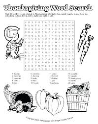 Printable Activity Pages Thanksgiving For Kids Activities Maths Worksheets 5 Year