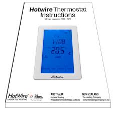 Easy Heat Warm Tiles Thermostat Instructions by New Under Tile Heating Kit Includes Touchscreen Thermostat Timer R