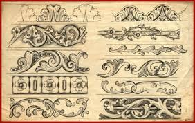 wood carving patterns nora hall carving designs