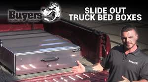 Customizable Slide Out Truck Bed Box Review | Buyers Products ... Buyers Products Company 60 In Black Steel Underbody Tool Box With 48 For Poly 24 Alinum Recessed Door Line Maintenance Boxs Truck Boxes Complete Guide And Trailer Light 3in X 16in Triple Crown On Twitter Thanks Olalandscape Cm 2013 Bedside Storage Systems Medium Duty Work 72 Contractor Topsider Cargo Hold November Review Magazine Diamond Tread Toolbox Toolboxes Trailering Farm 36 Tongue Polymer