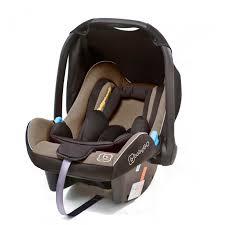 rembourrage siege auto siège auto travel xp brun siège auto bébé groupe 0