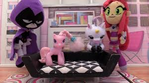 Raven Starfire Fingerlings Unicorn Gigi MLP Pinkie Pie