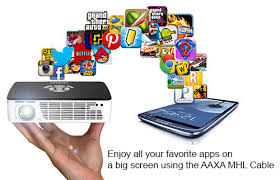 AAXA MHL Cable for Samsung Galaxy Devices