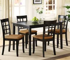 Small Kitchen Table Sets Walmart by Top Dining Tables Walmart End For Living Room Intended Chairs