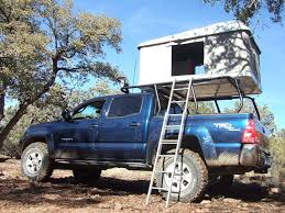 Off-Road Pop Up Truck Camper For Dbl Cab Taco? - Toyota FJ Cruiser ... Towing With A Bed Camper Attached The Hull Truth Boating And Top 4x4 Truck Campers Of The 2016 Overland Expo Camper Adventure Popup Truck Campers Part 1 Perfect Backcountry Creation Jayco Pop Up Classified Ads Coueswhitetailcom Diy Dream Build This Amazing Custom Wc Welding Metal Work Banjo Camping Some Food But Mostly Hallmark Exc Rv Popup Transforms Any Into Tiny Mobile Home In Custom Tacoma Phoenix Sold For Sale 2000 Sun Lite Eagle Short Bed
