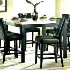 Tall Dining Table And Chairs Sets Counter High Tables Breathtaking