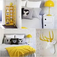 chambre jaune et gris girlystan chambre bébé grises et jaunes 13 sublimes chambres