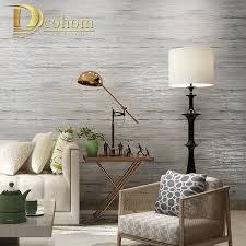 100 Marble Walls US 1712 61 OFFSimple Luxury Modern Striped Textured Wallpaper For Living Room Sofa TV Background Decor Non Woven Wall Paper Rollsin