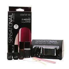 sensationail gel polish starter kit walgreens