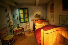 vincent gogh la chambre la chambre de gogh arles mapio