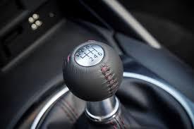 2016 Mazda MX 5 Shift Knob