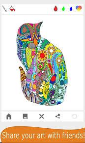 Mandala Coloring Book For Adults Screenshot