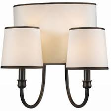 wireless led wall sconce thatch reed rust 1 light