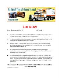 1 | National Truck Driving School New Career In Truck Driving Interview With Cdl School Graduate Ptec Job Opportunities Semira Ming Driver Description For Resume Sample Certificate Svcc Truck Driver Graduates Recognized Farmville Cdllife Freymiller Student Recent Trucking Lovely Writing A Report Of Thesis Revisions For Emporia News 1 National Jobs