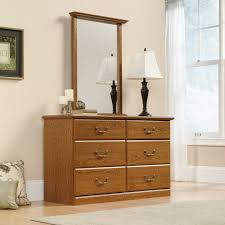 Wayfair Dresser With Mirror by Orchard Hills Dresser 401410 Sauder