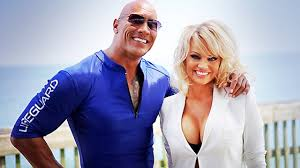 100 Pam Anderson House BAYWATCH Movie Clip Ela Comedy 2017 YouTube