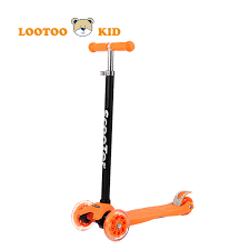 Alibaba Trade Assurance China Factory Cheap Price Modern Three Wheel Kick Scooter Kids
