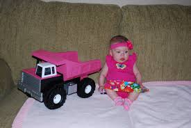 Pink Tonka Dump Truck For Girls, Pink Dump Truck | Trucks ...