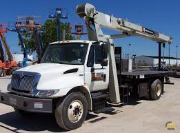 National 571E2 18-ton Boom Truck Crane For Sale Trucks & Material ...