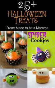 Ideas For Halloween Food by Best 25 Halloween Treats To Make Ideas On Pinterest Easy