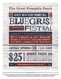 Pumpkin Patch Near Lincoln Il by Chet Kingery Memorial Bluegrass Festival