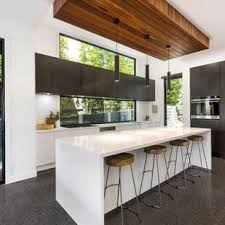 Contemporary Open Concept Kitchen Pictures