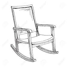 Rocking Chair Isolated On White Background. Sketch A Comfortable.. The Ouija Board Rocking Chair Are Not Included On Twitter Worlds Best Rocking Chair Stock Illustrations Getty Images Hand Drawn Wooden Rocking Chair Free Image By Rawpixelcom Clips Outdoor Black Devrycom 90 Clipart Clipartlook 10 Popular How To Draw A Thin Line Icon Of Simple Outline Kymani Kymanisart Instagram Profile My Social Mate Drawing Free Download Best American Childs Olli Ella Ro Ki Rocker Nursery In Snow
