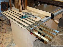 adventures in building a tablesaw finewoodworking