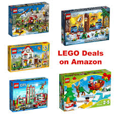 LEGO Deals On Amazon - October 2018 - Frugal Fun For Boys And Girls
