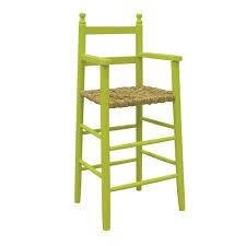 chaise enfant en bois chaise haute enfant bois ronan 4454