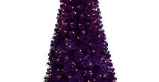 Purple Christmas Tree Trees