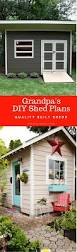 345 best diy shed plans images on pinterest garden sheds