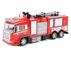 Rc Fire Truck Body | Best Truck Resource Bruder Toys Scania Rseries Fire Engine Truck With Working Water Amazoncom Velocity Super Rescue 24 Hour Remote Control Mack Granite Ladder Pump And Dickie Light Sound Sos Vehicle Fast Lane Rc Fighter Toysrus Best Of L Fire Trucks Refighters Ladder Big Rc With 02770 Man Crane Action Wheels Shop Your Way Online Mb Sprinter English Brigade Big Size Full Functions
