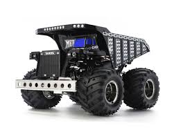 100 Dump Trucks Videos Tamiya 124 Metal Truck GF01 4WD Limited Edition Monster Truck