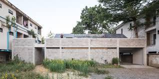 100 Unique House Architecture Fuzzy Offers Locals A Public Shortcut Through