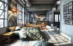 100 New York Loft Design Wallpaper Style Interior Loft Images For Desktop