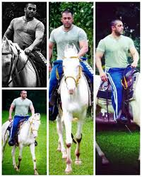100 Farm House Tack Handsome Sultan Goes Horse Riding At His Farm House