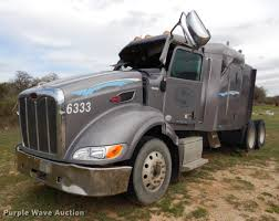 2010 Peterbilt 384 Semi Truck | Item DK9891 | SOLD! April 26...