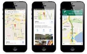 Google Maps app now officially available for iPhone iPad and