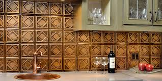 tin backsplash tiles american tin ceilings