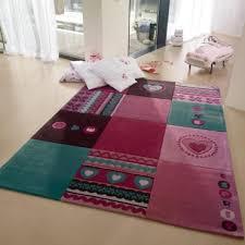 tapis de chambre fille bien choisir le style de tapis le tapis pour une chambre de