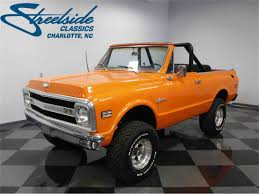 1969 Chevrolet Blazer K5 4X4 For Sale | ClassicCars.com | CC-1024976 Davis Auto Sales Certified Master Dealer In Richmond Va 841 Best Rides Images On Pinterest Pickup Trucks Cars And Ford Garys Sneads Ferry Nc New Used Trucks 1986 Gmc Sierra 2500 4x4 Regular Cab For Sale Near Concord North A Chaing Of The Pickup Truck Guard Its Ram Chevy For Sale 1985 Toyota Truck Solid Axle Efi 22re 4wd 44 Nc Pictures Drivins Chevrolet Apache Classics Autotrader 2013 Laramie Crew Long Bed Am General M52 Military 52 Tires 4x4 Deuce No Reserve Tacoma Models