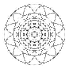 Tons Of Printable Mandala Designs Free For Download Print These Coloring Pages Right From
